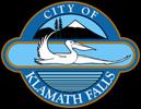Logo for City of Klamath Falls