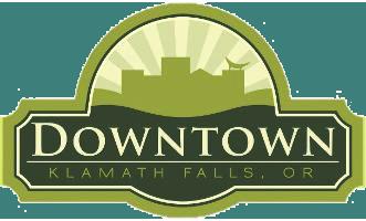 Logo for Klamath Falls Downtown Association