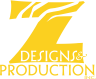 Logo for Z Designs